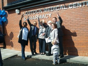 Lostock Community Partnership - the Medical Centre