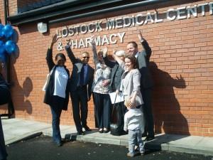 Lostock Community Partnership - the Medical Centre