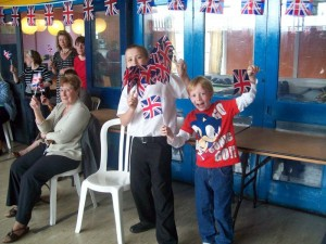 Lostock Community Partnership - the Queens Jubilee