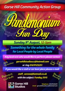 Pandemonium Fun Day
